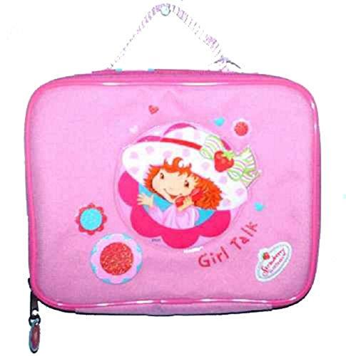 Strawberry Shortcake Lunchbox Insulated Lunch Bag Girls Talk