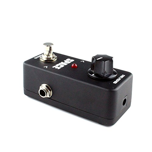 Guitar Mini Effects Pedal Space - Full Reverb and Classic Hall Effect Sound Processor Portable Accessory for Guitar and Bass - FRB2