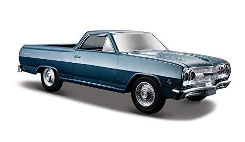 Maisto 1:25 1965 Chevy El Camino Diecast Vehicle (Colors May (El Camino Die Cast)