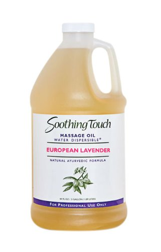 Soothing Touch W67353F Basics Sweet Almond Oil, 5 Gallon by Soothing Touch