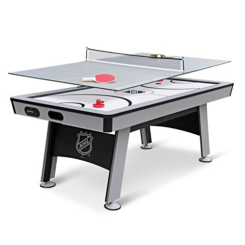 Top Best Air Hockey Tables And Accessories Of Top Ten - Air hockey table with ping pong top