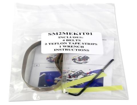 Mini Pak'r Replacement belt Kit Standard - SM2MEKIT01