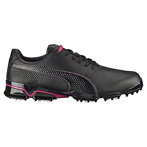 Puma Titan Tour Ignite - Beetroot de Black Puma Black