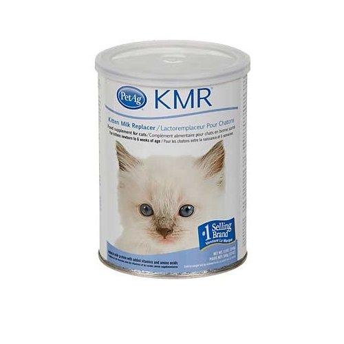 k.m.r. chat lait en poudre–170g (887ml de lait) PetAg 350430