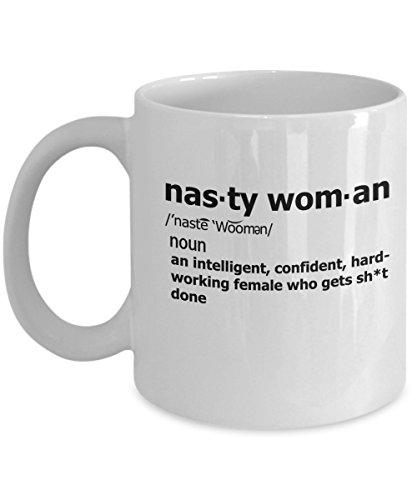 Hillary Clinton Mug - women gift's Funny Mug 11oz
