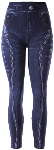 Jeans Leggings Tights - 6