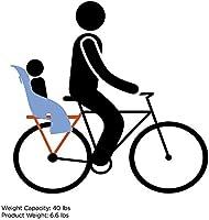 Thule 12080201 Sillita Bicicleta, Bebés Unisex, Negro, 9 Meses a 6 años (hasta 22kg.): Amazon.es: Deportes y aire libre