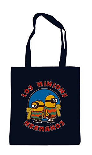 Los Minis Hermanos Bag Black Certified Freak