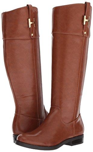 Hilfiger Cognac Shyenne Tommy Boot Equestrian Women's gd77qwH