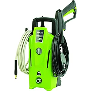 Earthwise PW15003 Electric Pressure Washer, 1500 PSI, 1.3 GPM
