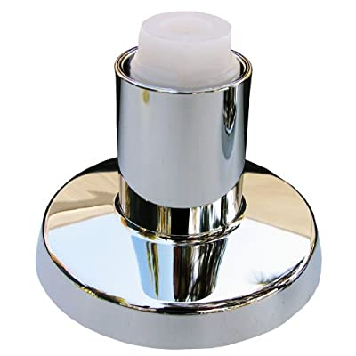 LASCO 03-1661 Steamway/Phoenix/Nibco Brand with 7/8-Inch-18 Thread, Chrome Escutcheon with Sleeve