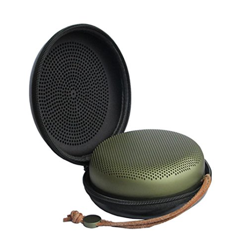 Price comparison product image GBSELL Carry Storage Case Bag Box for B&O Bang&Olufsen BeoPlay BO A1 Bluetooth Speaker (Black)