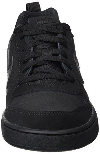 Borough 001 Lo Nero Da black Scarpe Nike Uomo gs Basket Court gHvxw55OqC