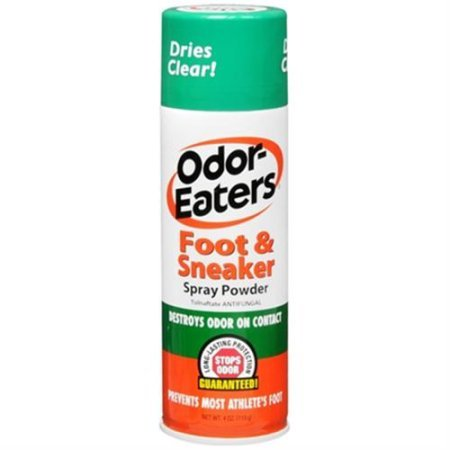 Price comparison product image Odor-Eaters Foot & Sneaker Spray Powder 4 oz (Pack of 2)