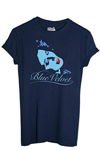 T-Shirt Blue Velvet - Film By Mush Dress Your Style