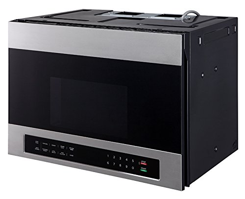 Avanti MOTR13D3S 24'' Over The Range Microwave, Stainless Steel by Avanti (Image #3)