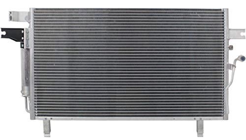 (Sunbelt A/C AC Condenser For Nissan Pathfinder Infiniti QX4 3109 Drop in)