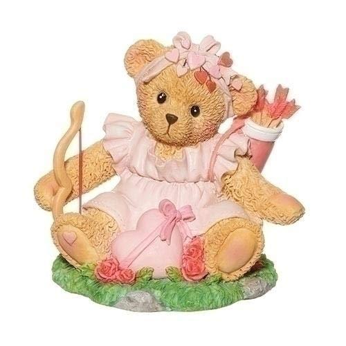 Roman Valentines Betty Cherished Teddy Figurine