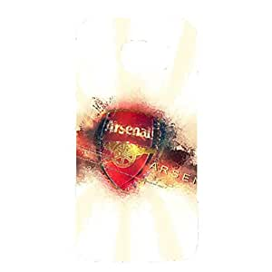 3D Shell Perfect Modish Arsenal FC Phone Case for Samsung Galaxy S6 ARS Logo Printed Case