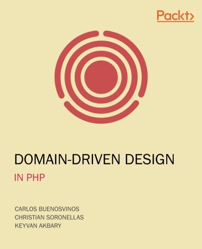 Domain-Driven Design in PHP by Packt Publishing - ebooks Account