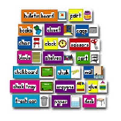 Print Rich Classroom Labels - CD-3266 - BB SET PRINT-RICH CLASSROOM LABELS
