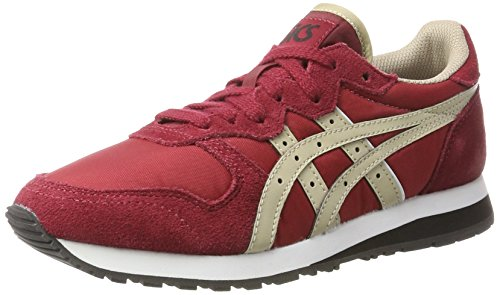 Rouge Oc Basses Mixte Runner Adulte beige Sneakers Asics RwdYgY