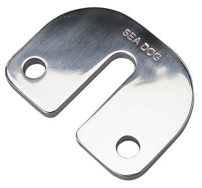 Sea-Dog Line Chain Gripper Plate, stainless chain gripper plate ()