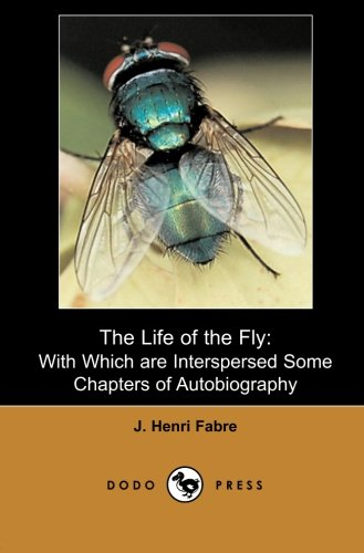 The Life of the Fly: Modern Entomologic Book Of The Early Twentieth Century By The Physicist And Botanist Jean-Henri Fabre. He Is Considered By Many To Be The Father Of Modern Entomology.