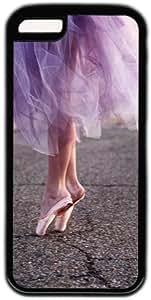 LJF phone case Ballet Dance Theme iphone 4/4s Case