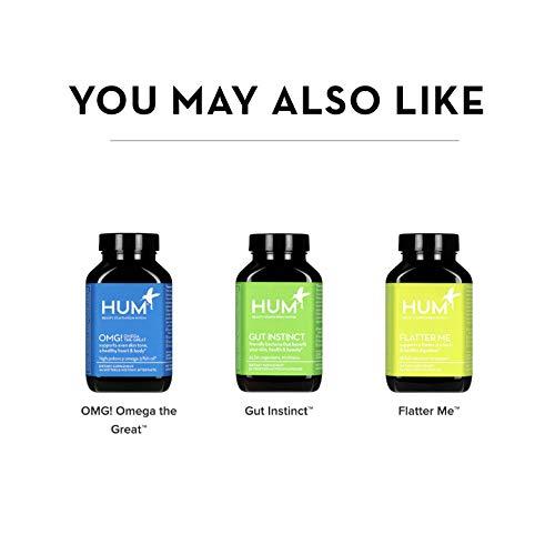 HUM Daily Cleanse - Skin & Body Detox with Organic Algae, 15 Herbs + Minerals (60 Vegan Capsules) by HUM (Image #8)