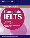 Complete IELTS Bands 5-6. 5 Teacher's Book, Guy Brook-Hart and Vanessa Jakeman, 0521185165