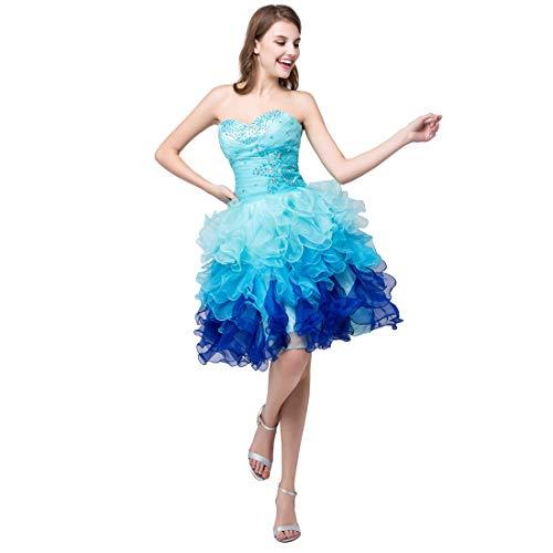 Spalle Stytle1 color Donna Vestito Size10 Igspfbjn Sexy Size Estivo Partito Da Con Scoperte Stytle1 Casual q41v18Pw