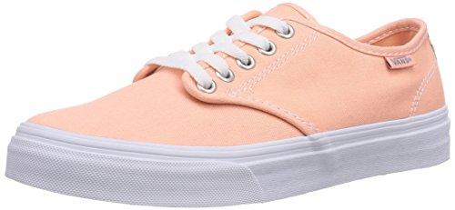Vans Camden, Women's High-Top Trainers Orange (Peach Orange)