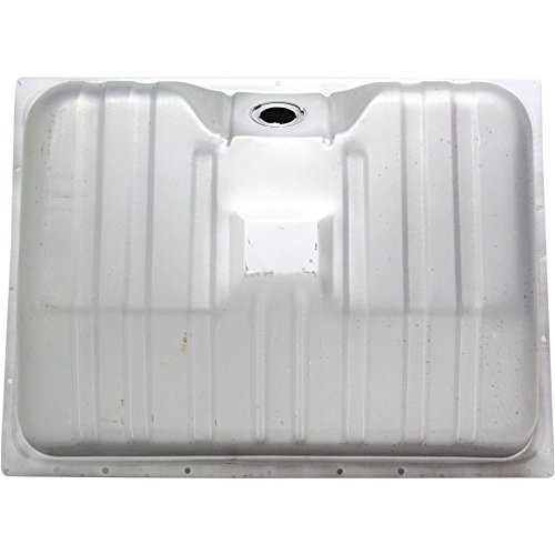 Evan-Fischer EVA13272037065 Fuel Tank for Chevy Camaro 67-68 Steel Silver 18 Gallons/68 Liters 39-3/8 X 20-7/8 X 7-3/4 In. (Chevy Camaro Fuel Tanks)