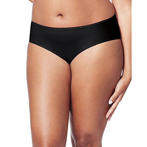 Size Pocket My 5 Just (Just My Size Cotton-Stretch Women's Hipster Panties 5-Pair Pack)
