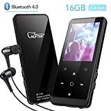 AGPTEK C8S 16GB Bluetooth 4.0 MP3 Player with 2.4 Inch TFT Color Screen