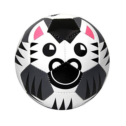Daball Toddler Soccer Ball (Happy The Zebra)