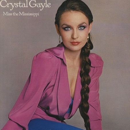 Crystal Gayle - Miss The Mississippi - Columbia - PC 36203 ()