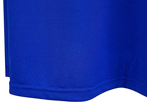 Rhinestones Ahueca Azul corte fuera de Mujer Largo hombro solo hacia fashions largo Vestido Angel X1gap