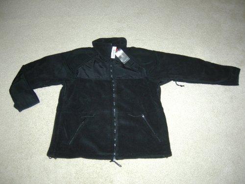 US Military Issue Polartec Classic 300 Fleece Parka Jacket Liner - Medium Regular - Fleece Mesh Parka