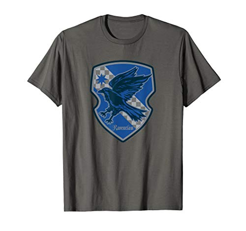 (Harry Potter Ravenclaw Shield Crest T-Shirt)