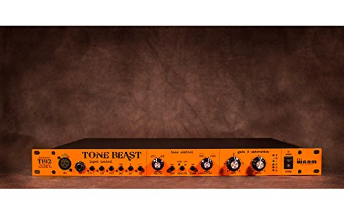 Warm Audio TB12 Tonebeast Microphone Preamp Orange
