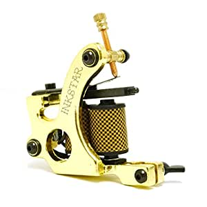 New inkstar halo tattoo machine 8 wrap liner for Cheap tattoo kits amazon