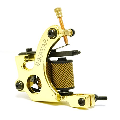 New INKSTAR Halo Tattoo Machine 8 Wrap LINER Tattoo GUN COIL Tatuage … (Tattoo Machine Liner)