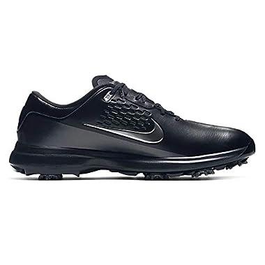 f9eb4c776ad Nike Air Zoom TW71 Tiger Woods 71 Men s Golf Cleats (9.5) Black Metallic