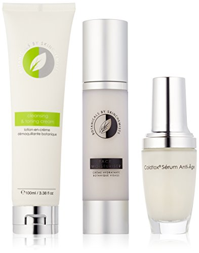 skinChemists Botanicals Cleansing and Toning Cream, Coldt...