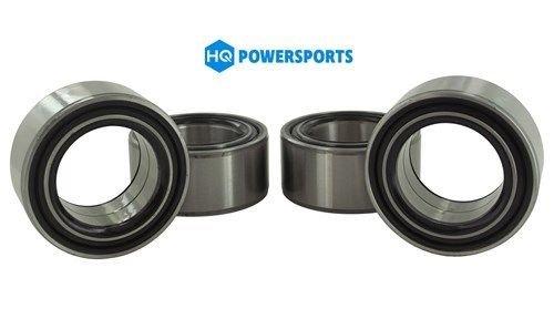 HQ Powersports 4 Front Wheel Bearings Polaris Ranger RZR 570 EFI 2012 2013 2014 2015