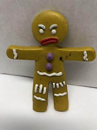 Shrek Gingerbread Man Gingy PVC Cake Topper