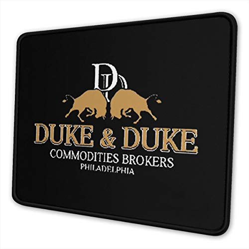 Splendid Fee Trading Places Duke and Duke (1) Home, Office Gaming Mouse Pad, Non-Slip Rubber Thick Mouse Pad, Desktop, PC, Laptop Multi-Code