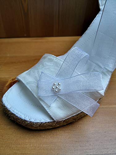 d364b159 Esparteñas para novias: Amazon.es: Handmade